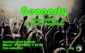 Geoparty 2